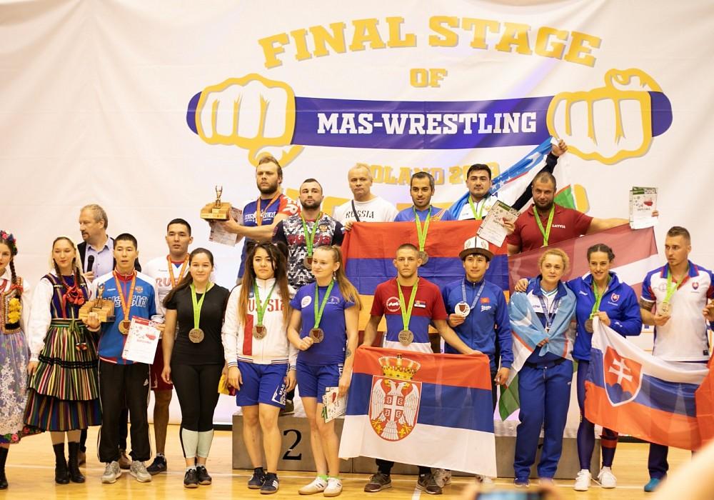 Силач из Твери стал обладателем Кубка мира по мас-рестлингу