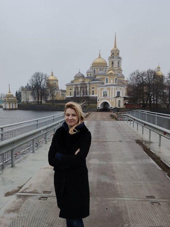 Наталья Поклонская нашла в Тверской области Русский Север