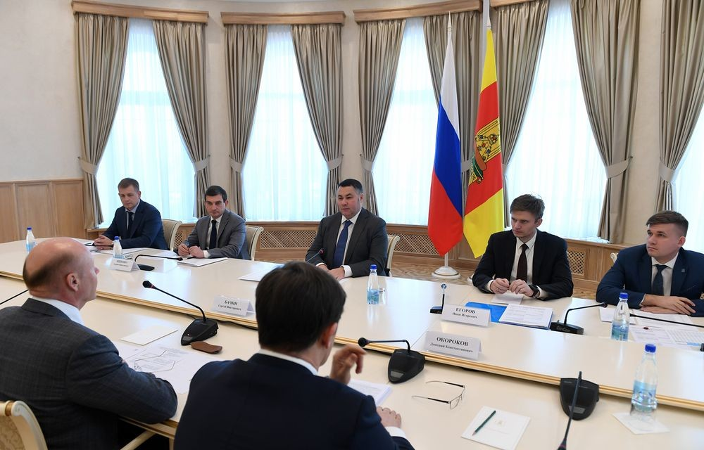 Встреча Игоря Рудени с инвестором «Волжского моря» отмечена в рейтинге «Губернаторская повестка»