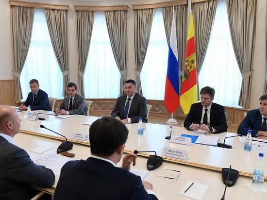 В Тверской области будут развивать туристический проект «Волжское море»