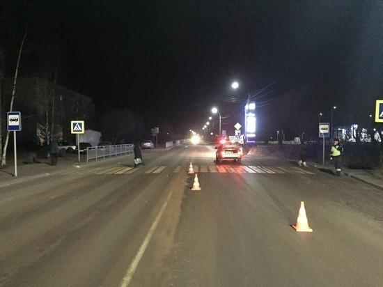 Автомобилист сбил на «зебре» пешехода в Тверской области
