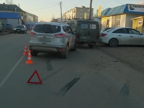 В Тверской области два человека пострадали в ДТП