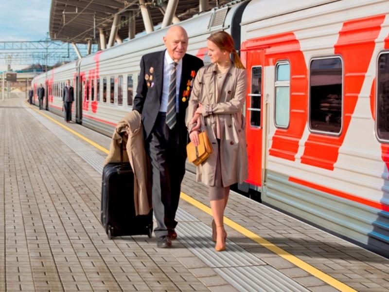 Ветераны Тверской области смогут ездить в электричках без билетов