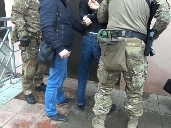 В Твери задержали опасного преступника - участника вооруженного бандформирования