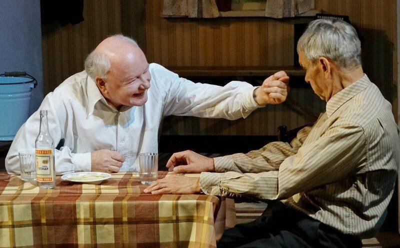 На сцене тверского драмтеатра расскажут почему «Охота жить»