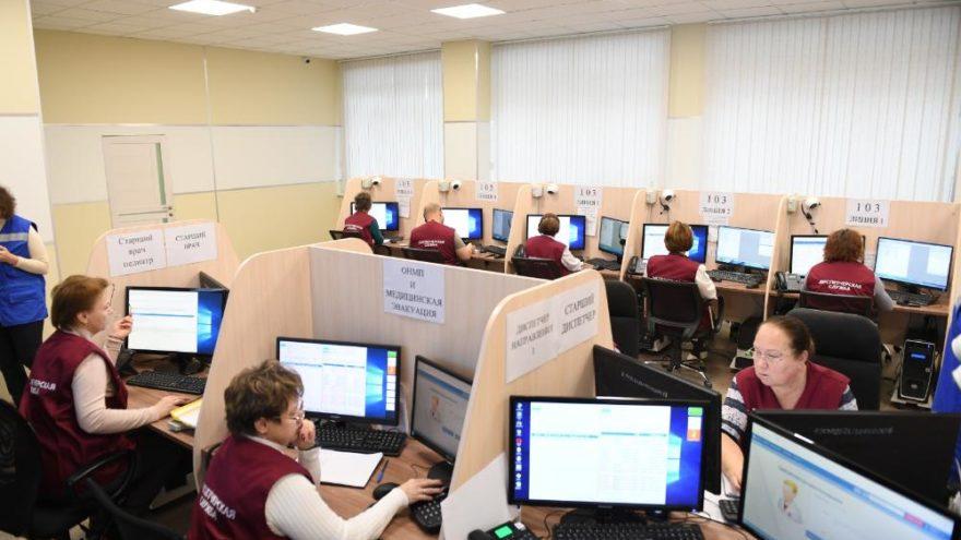 Губернатор Тверской области проверил работу единого диспетчерского центра