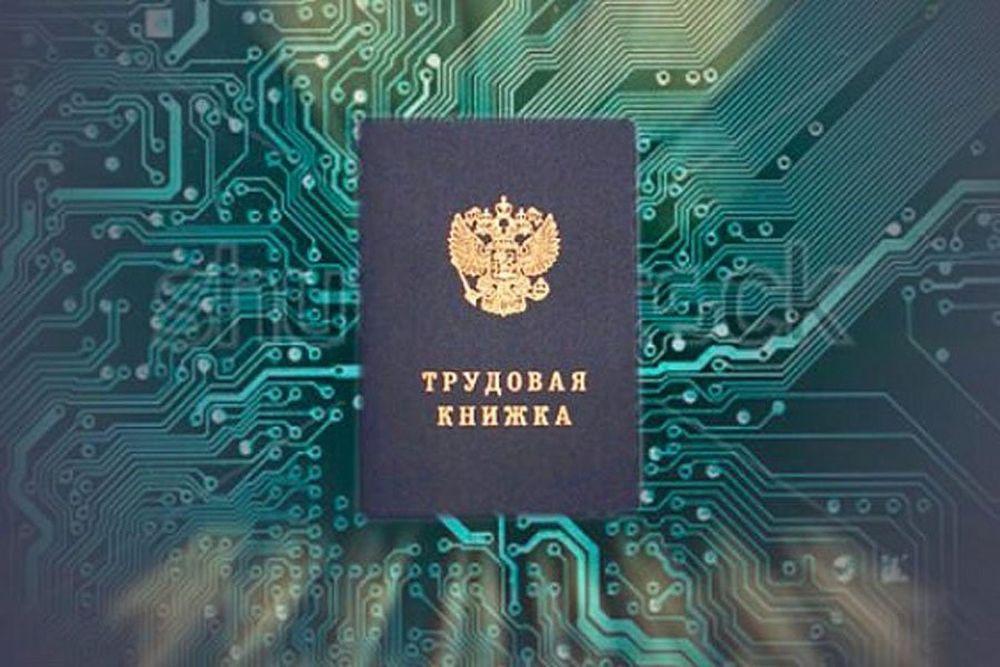 Специалисты Пенсионного фонда рассказали о проекте «Электронные трудовые книжки»