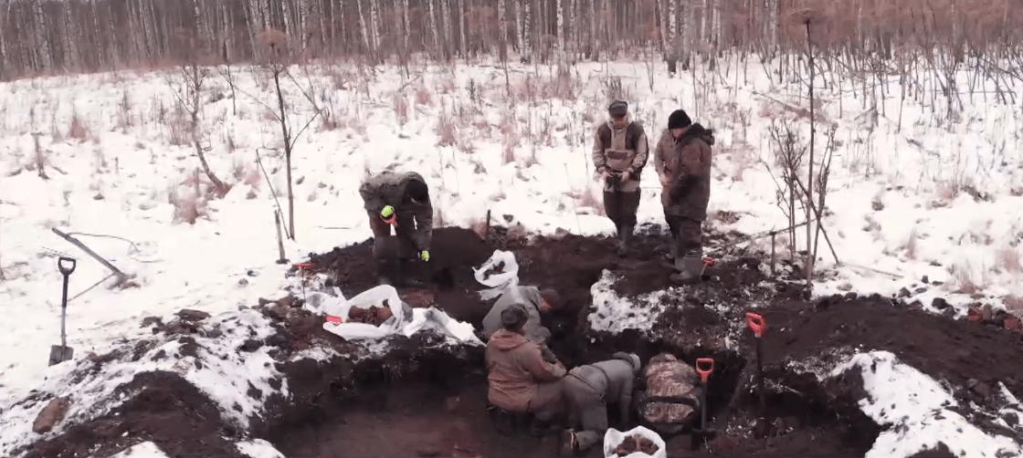 В Тверской области в подвале дома обнаружили массовое захоронение солдат