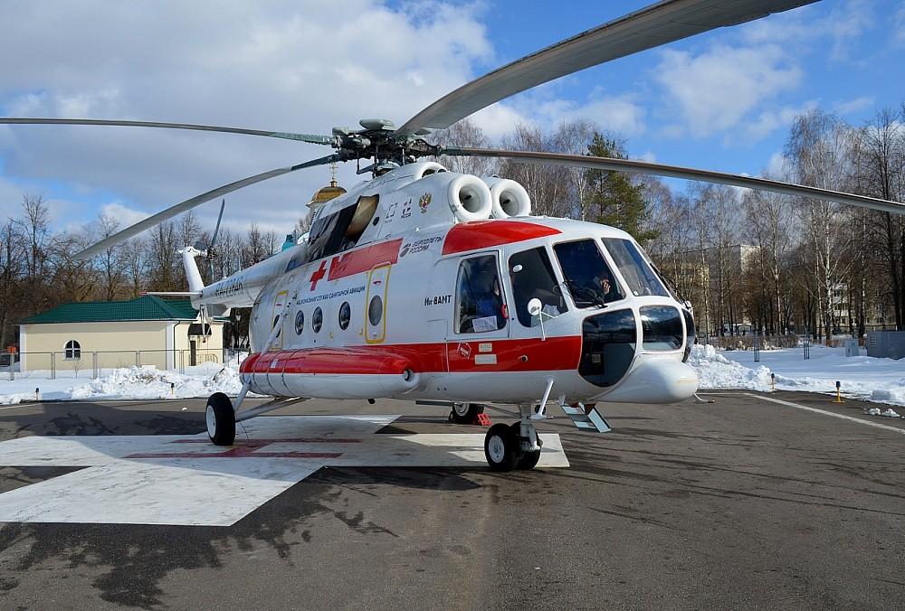 В новом году помощь санавиации понадобилась двум жителям Тверской области