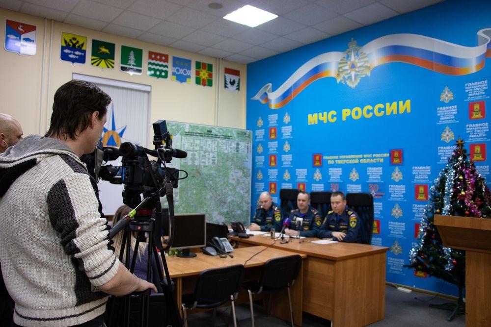 В Тверской области в дни новогодних каникул произошёл 61 пожар – 4 человека погибли