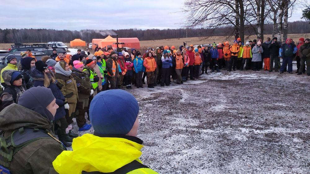 Волонтёры Ржевского подразделения «Совы» участвовали в учениях в Подмосковье