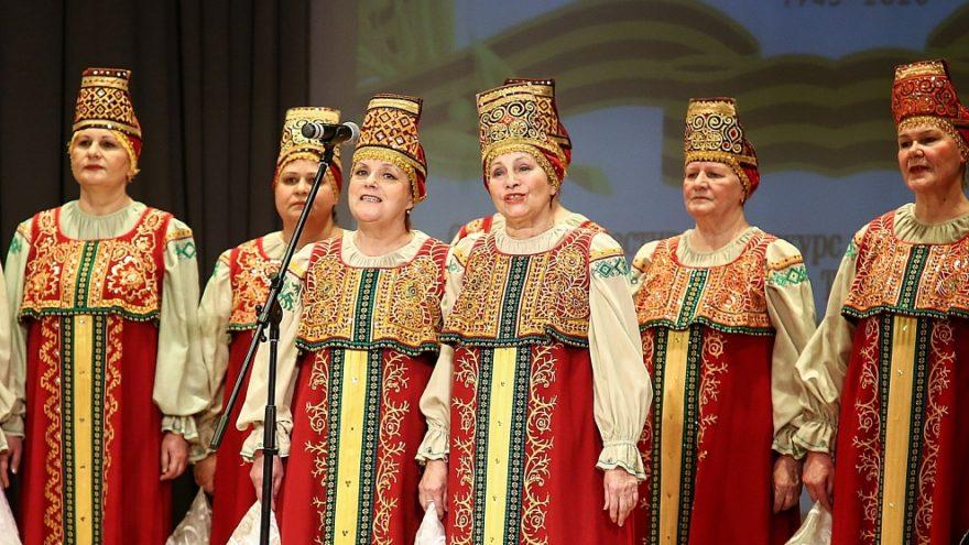 В Тверской области стартует областной фестиваль-конкурс ветеранских хоров