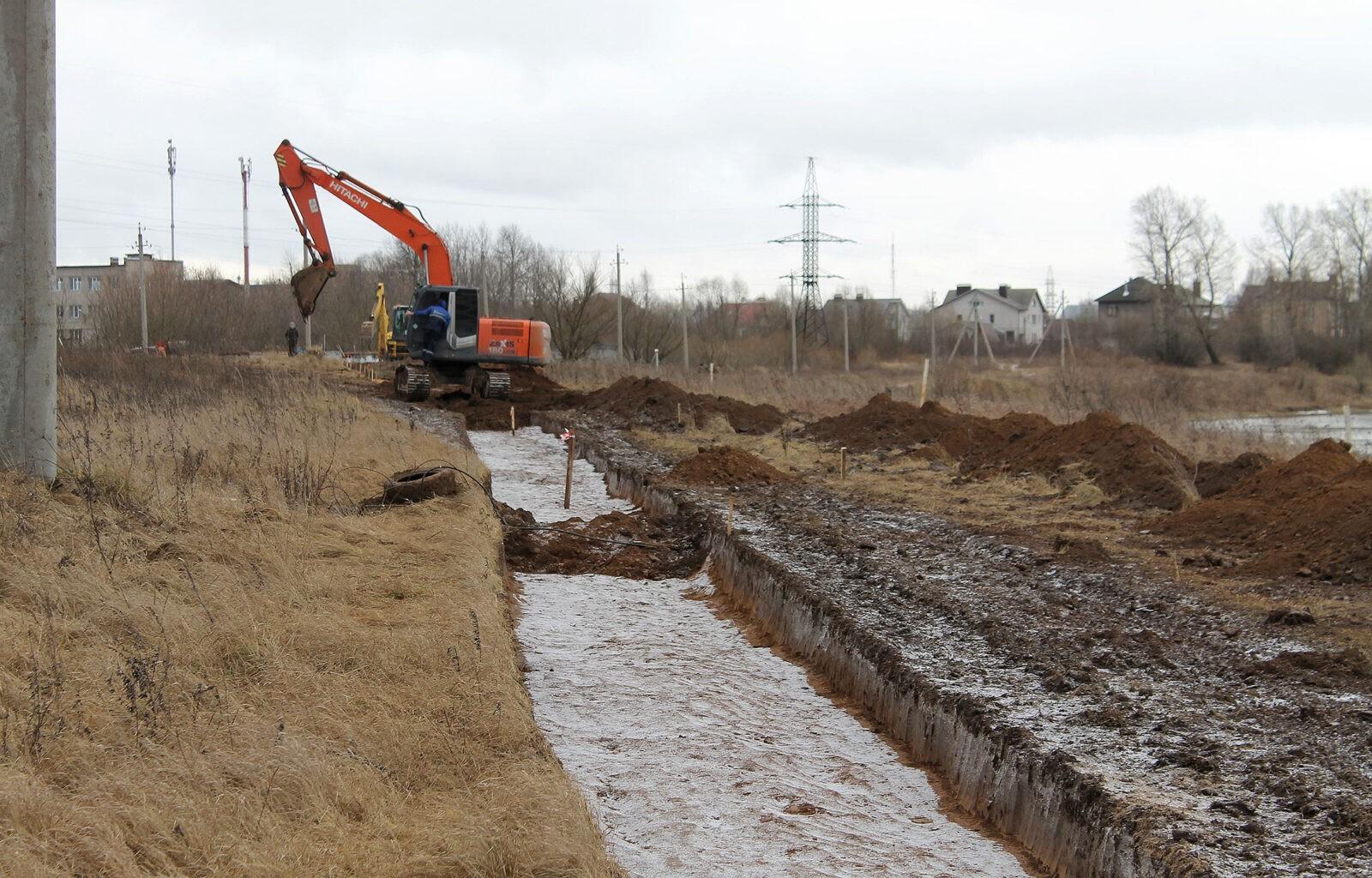 В Твери стартовали работы по модернизации Тверецкого водозабора