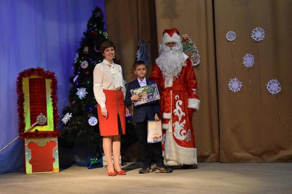 В Западной Двине состоялось награждение победителей конкурса «Зимняя сказка»