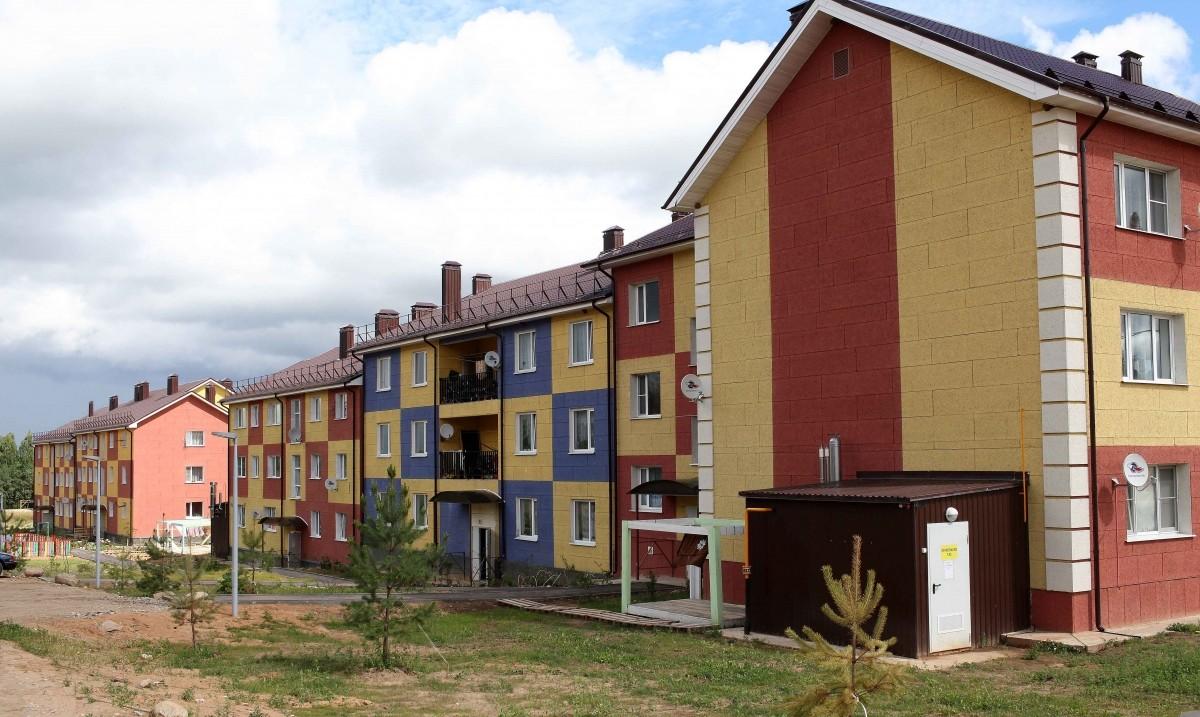 Еще более 5000 жителей Тверской области переедут в новые квартиры