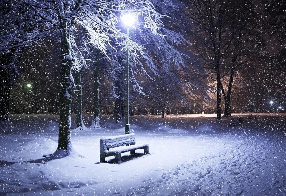 Две ночи в Тверской области будет идти снег
