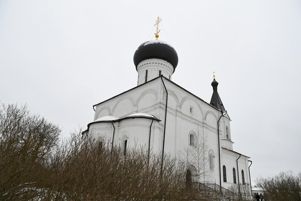Игорь Руденя посетил Вознесенский Оршин монастырь
