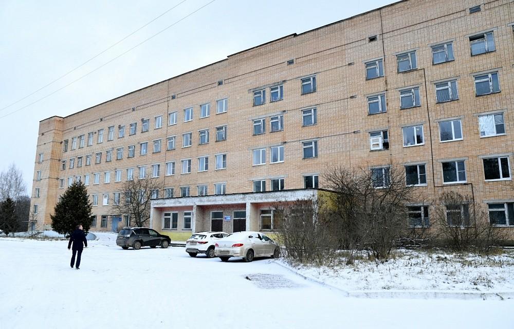 Кимрскую ЦРБ ждет капитальный ремонт