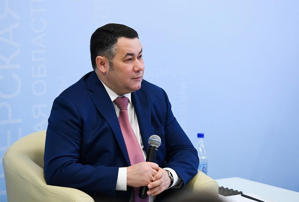 Игорь Руденя: Президент - строгий и требовательный начальник
