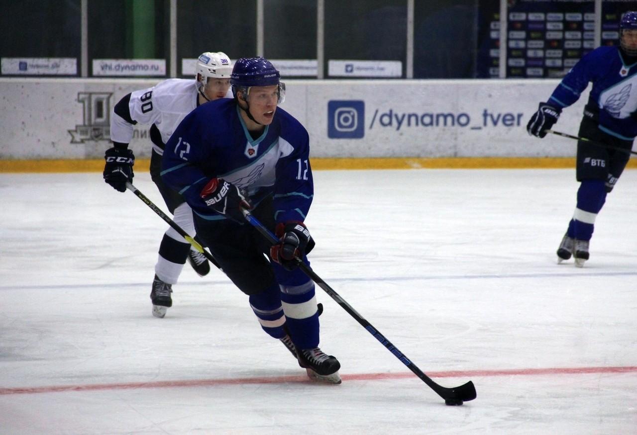 Хоккейная команда «Динамо» Тверь встретится на домашнем льду с казанским «Барсом»