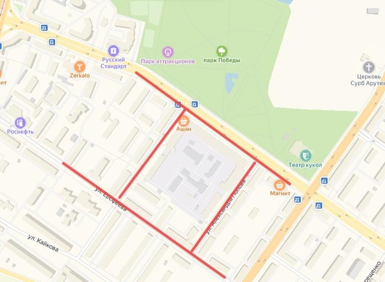 Летом в Твери появится новая зона платной парковки