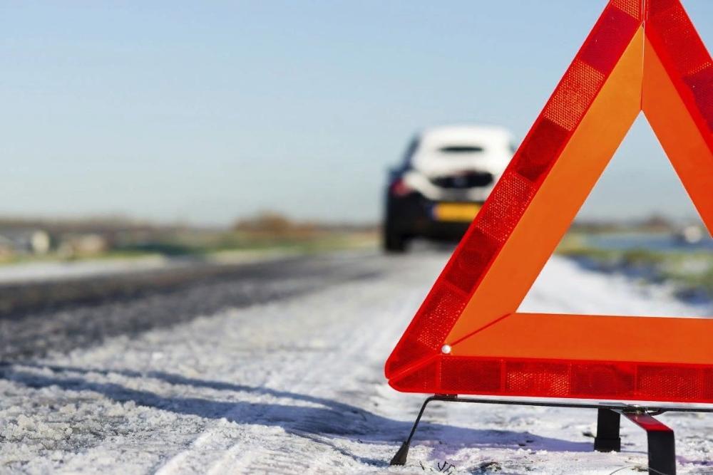 В Тверской области на трассе М-10 столкнулись несколько автомобилей