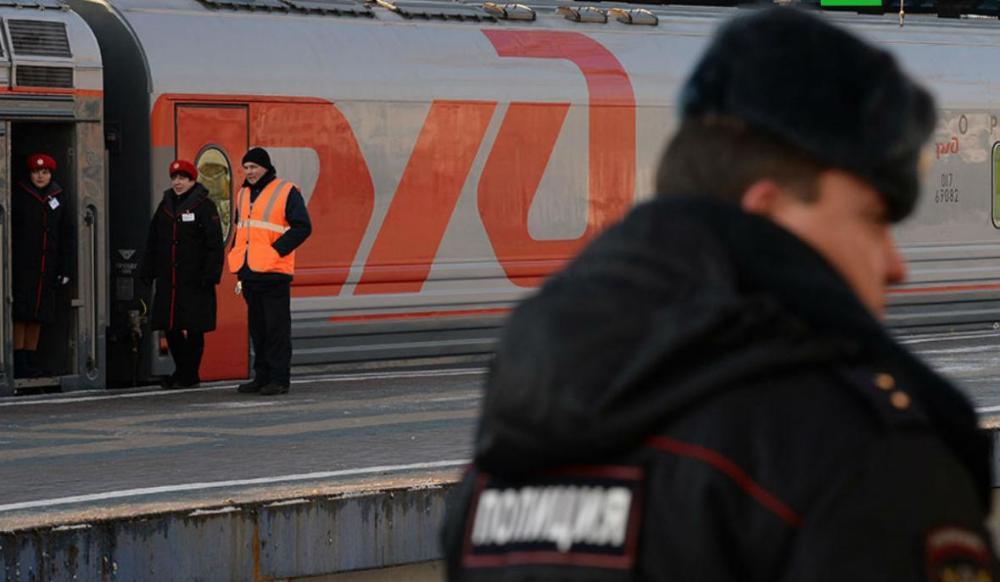 В Тверской области с поезда сняли пьяного москвича