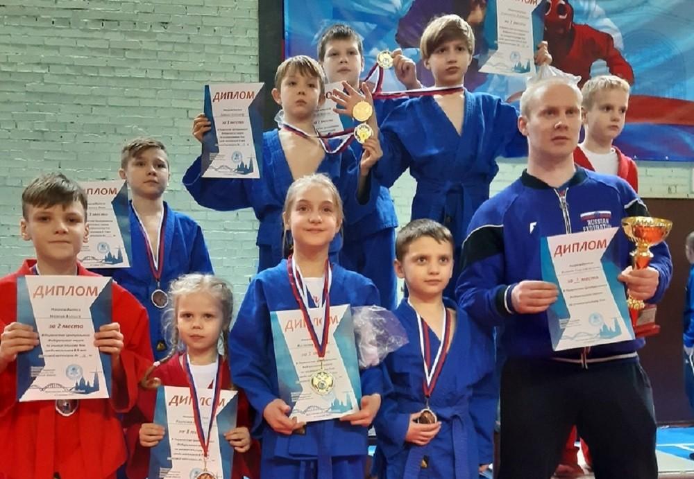 Тверские спортсмены вернулись с Первенства ЦФО с медалями