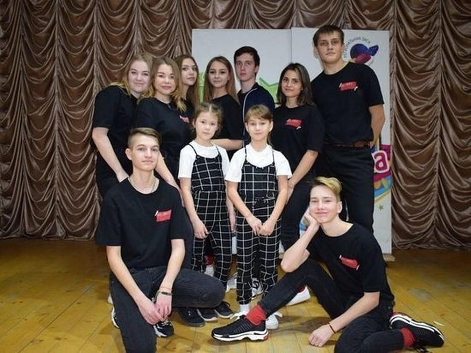 В Оленино прошел турнир КВН лиги юниоров