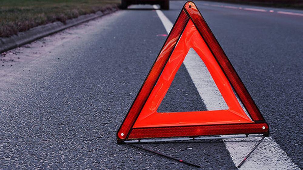В Тверской области водитель зацепил обочину и сломал ногу