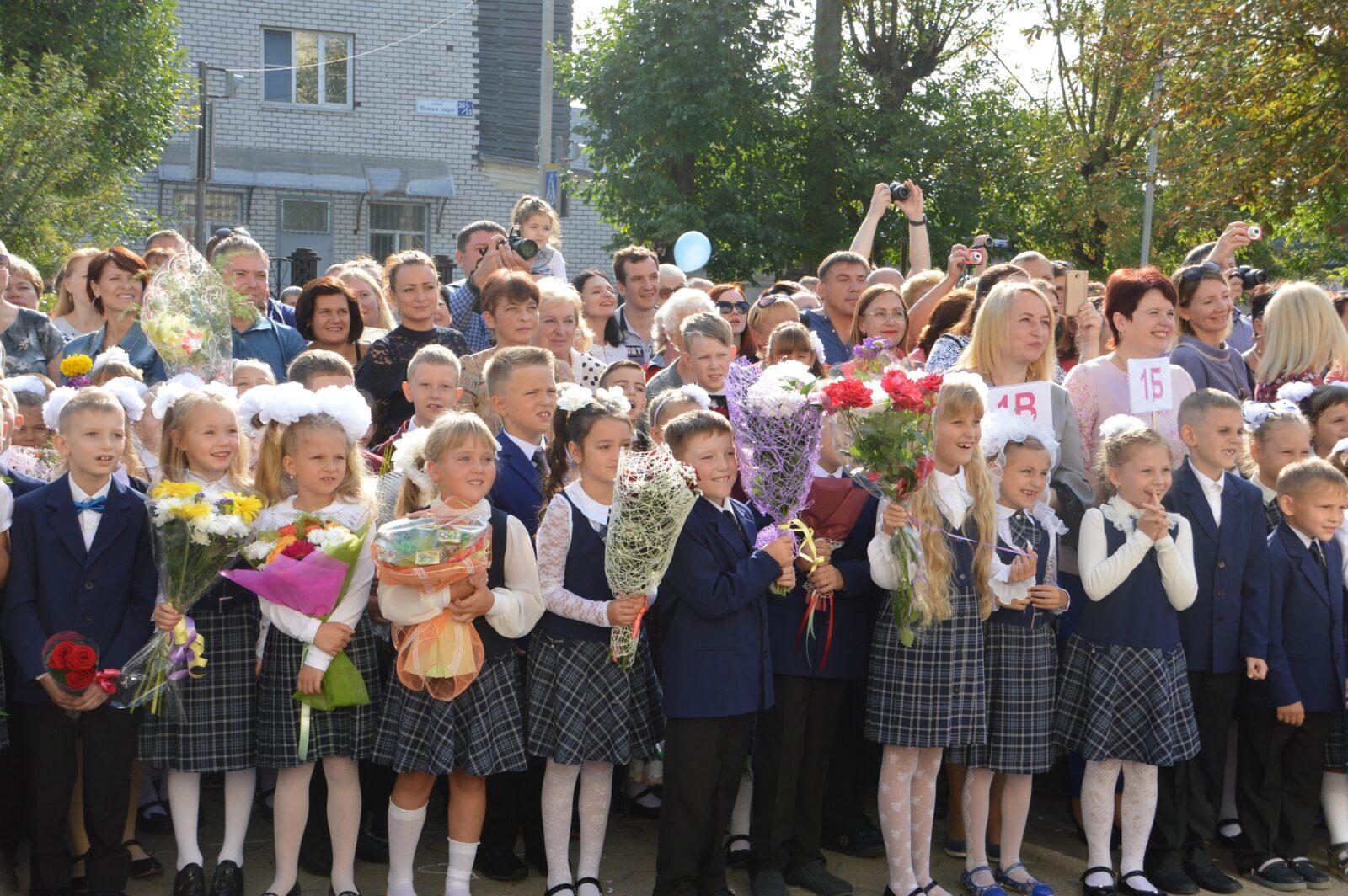 В Твери начали записывать в школы будущих первоклассников