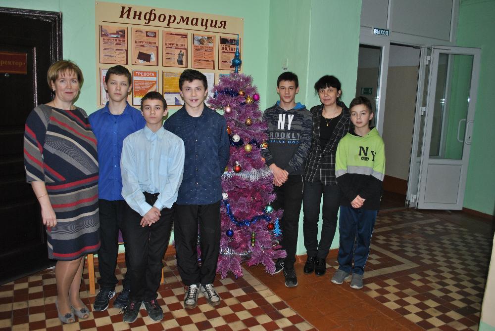 Вышневолоцкий суд поздравил воспитанников школы-интерната