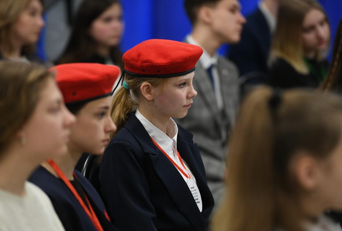 Юнкоры из районных газет Тверской области встретились с Игорем Руденей