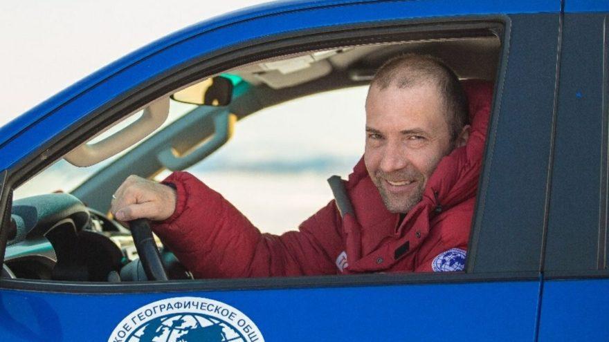 Тверской путешественник Александр Еликов пересечет Евразию на джипе