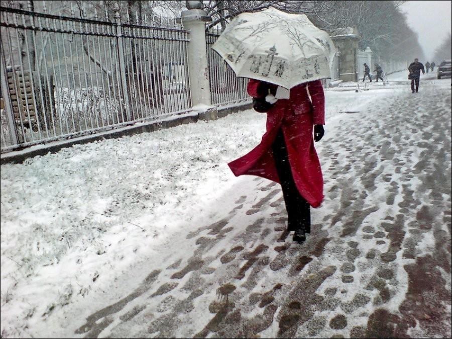 В выходные в Твери ожидается дождь