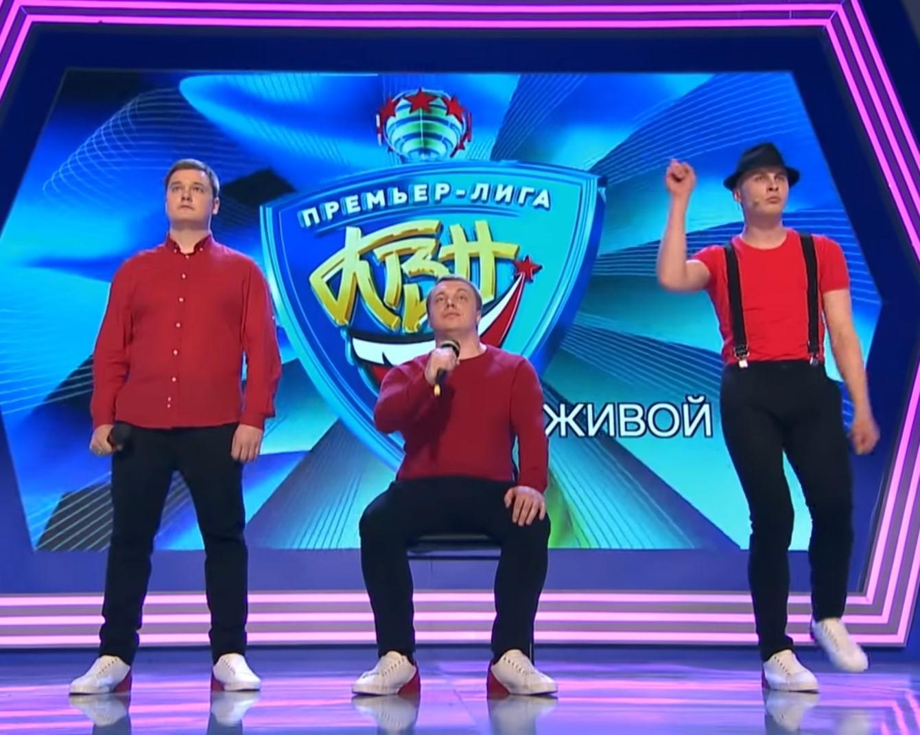 Тверской КВН опять попал на большой экран