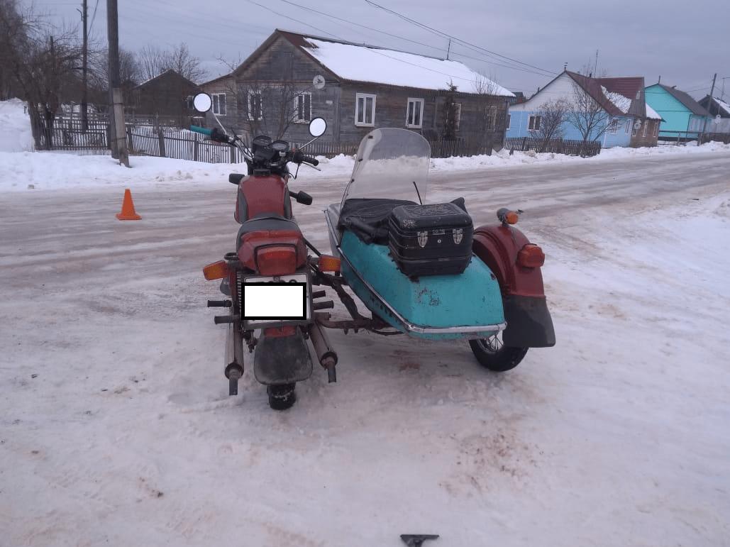 Мотоциклист пострадал в двойном ДТП в Тверской области