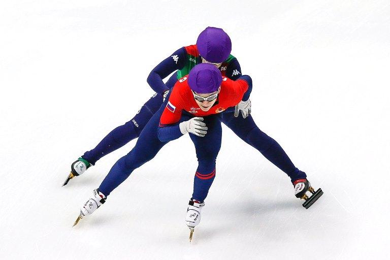 Тверской спортсмен Даниил Ейбог завоевал два серебра на этапе Кубка мира в Германии