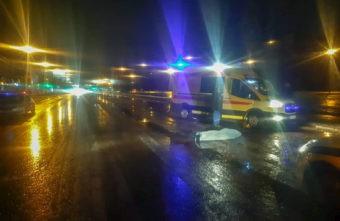В Твери на улице Трехсвятской произошло смертельное ДТП