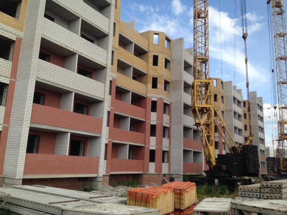 В Тверской области стали больше строить жилья