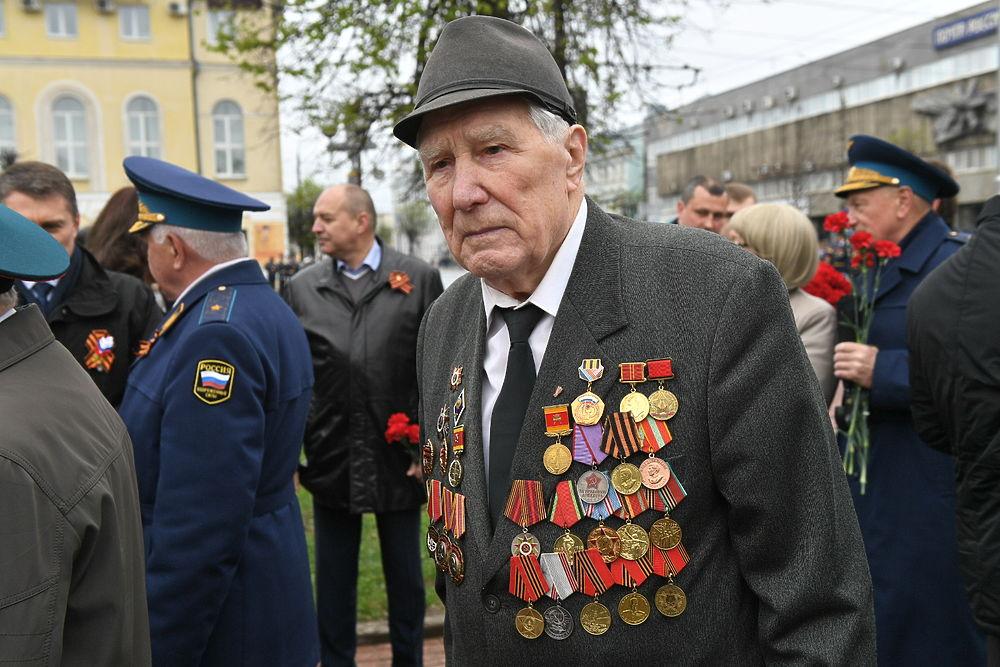 В администрации Твери уточнили, сколько ветеранов живет в городе