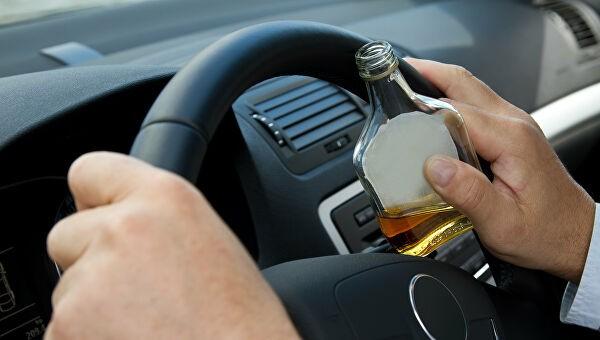 В Тверской области лишили прав пьяного иностранца
