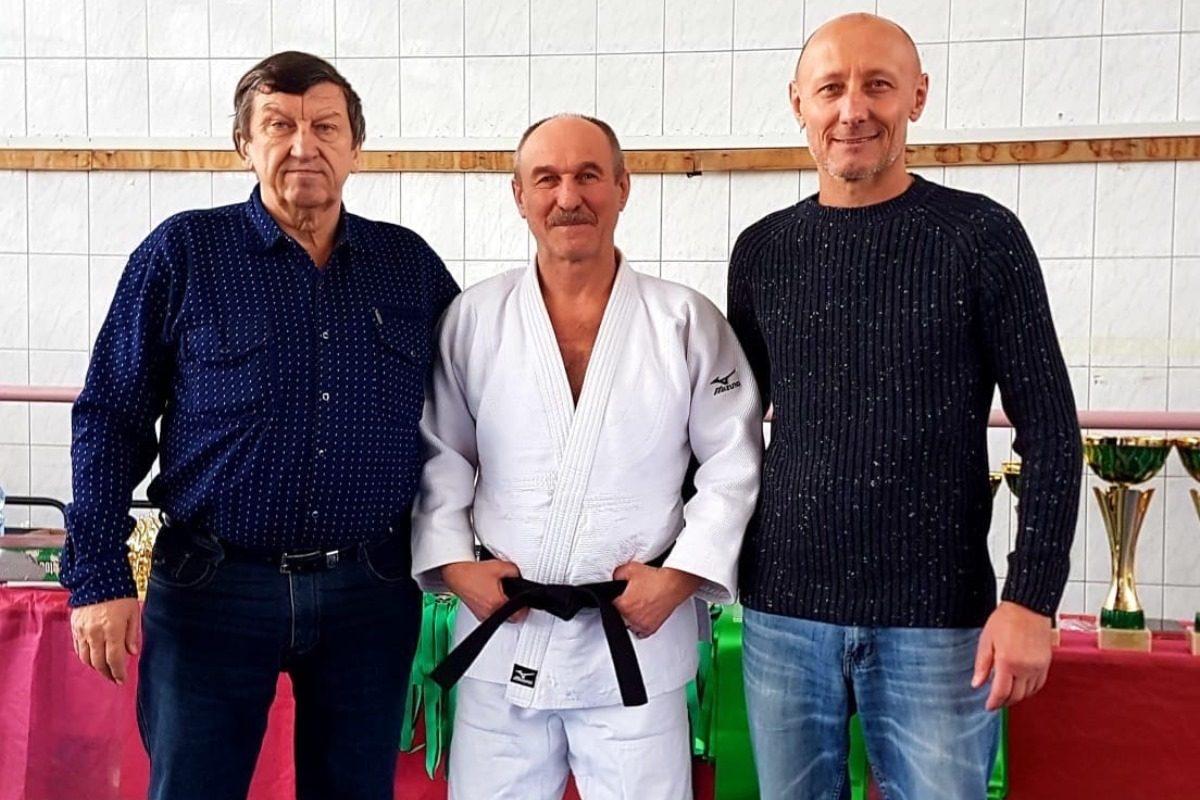 Дзюдоист из Торжка в 65 лет завоевал титул чемпиона Евразии