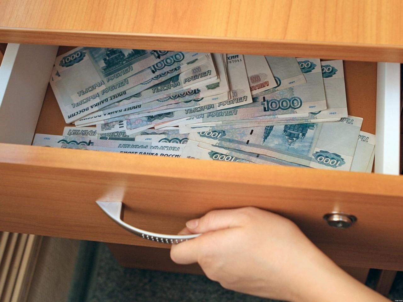 В Пеновском районе женщина украла деньги в гостях