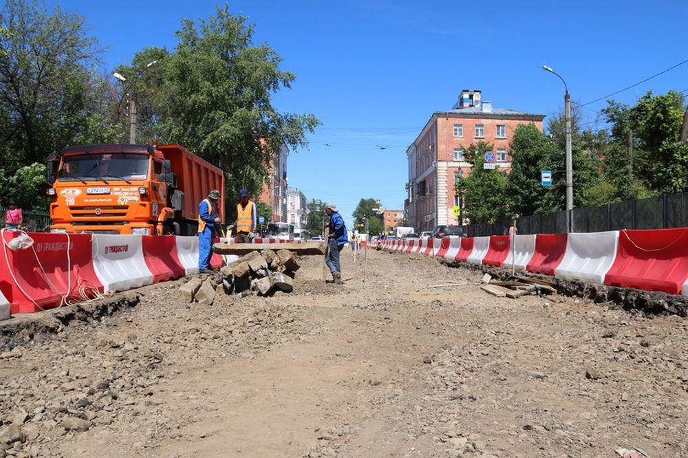 В Твери за пятилетку отремонтируют 265 километров улиц