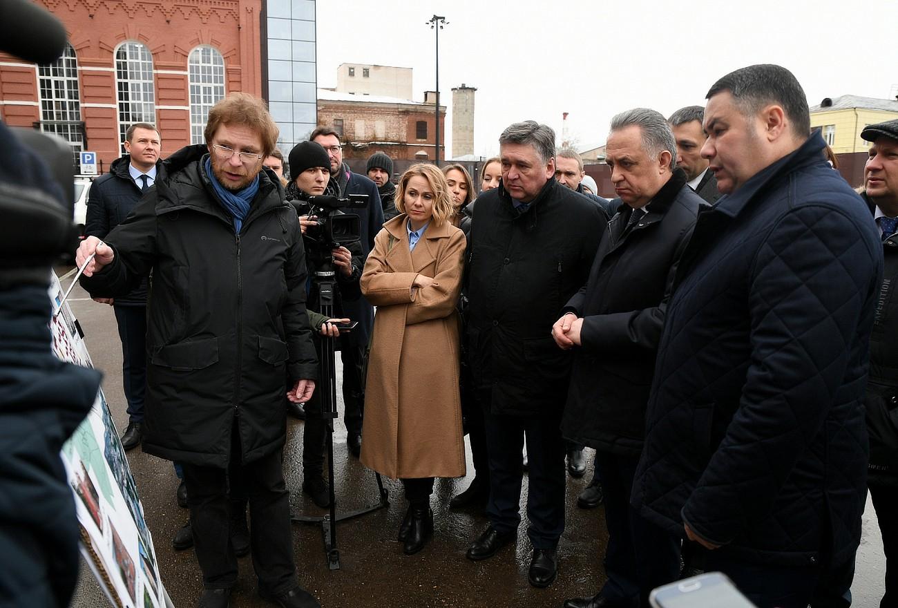 В Морозовских казармах в Твери откроют культурный центр