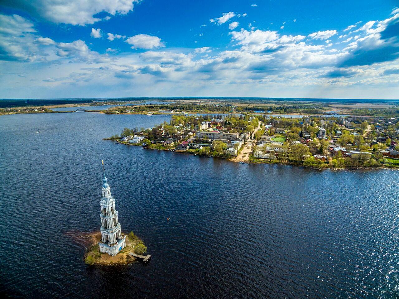 Малые города Тверской области взяли курс на комфортную среду