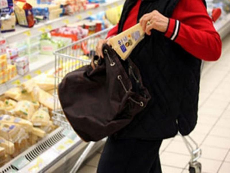 Жители Твери продолжают красть продукты из магазинов