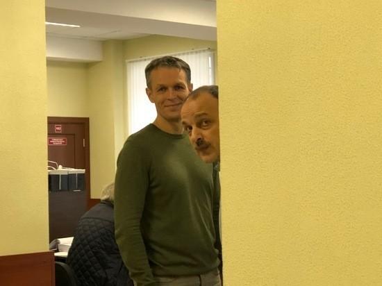 Бывшему главе Кимр Максиму Литвинову в суд вызвали «скорую»