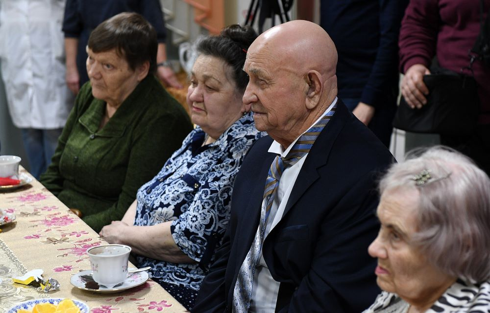 В Тверской области проведут реновацию социальных учреждений для пожилых людей